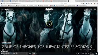 !!!HBO GO sin Dish y facil de cancelar, ahora a travez de itunes y google  play.