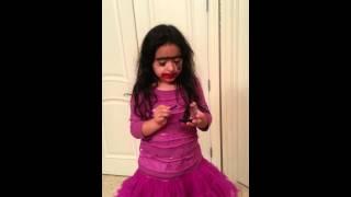 Makeup with rolanda!!