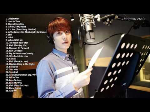 KYUHYUN (Super Junior 규현) Prince Of The Autumn [New Hits] Baladas en Japones, Coreano y Tailandés.
