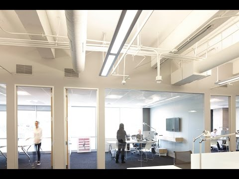 Upgrading Your Office Space or Conference Room with LED Lighting by Philips # LED Office Lighting