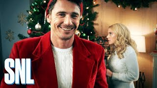 Cut for Time: Hallmark Channel Christmas Promo (James Franco) - SNL