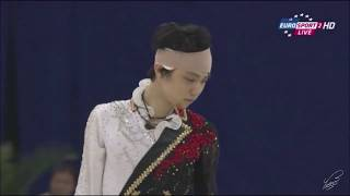 2014 COC 羽生結弦Yuzuru Hanyu FS B.ESP【Bilingual Subtitles】