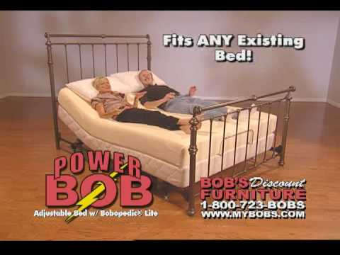Bob S Discount Furniture Commercial Bobopedic Youtube