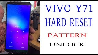 VIVO Y71 edl test point + format + FRP Unlock WITH UMT