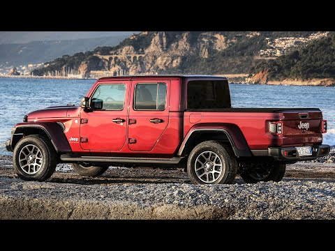 2021 Model Jeep Gladiator Overland –  Teknik ve Özellikleri
