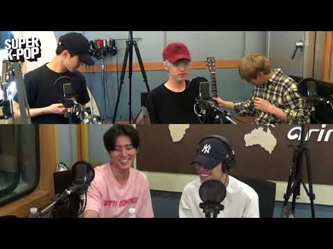 [Super K-Pop] DAY6 (데이식스)'s Full Episode on Arirang Radio! (part.2)