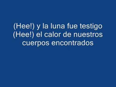 Wisin Y Yandel Besos Mojados (Cancion + Letra)