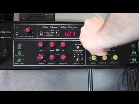 Publison DHM 89 B2 Stereo Digital Audio Computer demo