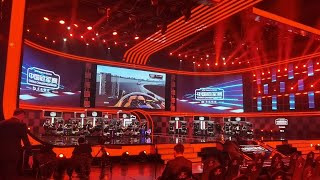 Live: F1 Esports China Championship holds grand final in Shanghai F1电竞中国冠军赛总决赛拉开帷幕