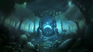 Night in the Enchanted Forest ~ Fantasy Relax Music