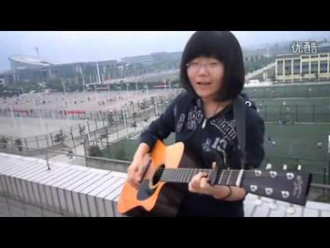 jar of love   曲婉婷 吉他弹唱 (豆瓣音乐人:陈小熊) 标清