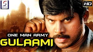 One Man Army Gulaami - Dubbed Full Movie | Hindi Movies 2019 Full Movie HD
