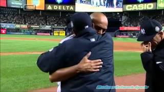Mariano Rivera last game at Yankee Stadium