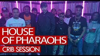 House of Pharaohs freestyle - Westwood Crib Session (4K)