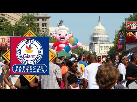 2016 National Capital Barbecue Battle