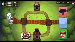 Troll Face Quest Video Games walkthrough Level 21- 32 + extra levels