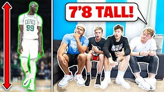 Crazy Guess That NBA Player's Height!