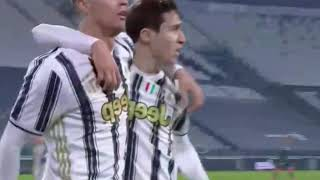 Goles de Cristiano Ronaldo hoy. Juventus Vs Crotone.