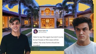 The dolan twins moved//mansion new house