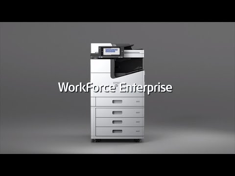 Epson's first departmental office line head printer with PrecisionCore delivers brilliant quality output and breakthrough speed of up to 100 ISO pages per minute