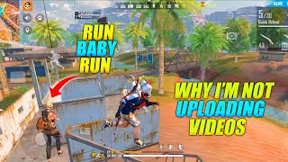 We Are Back || Why I'm Not Uploading Videos For Last Two Days || Garena Free Fire || P.K. GAMERS