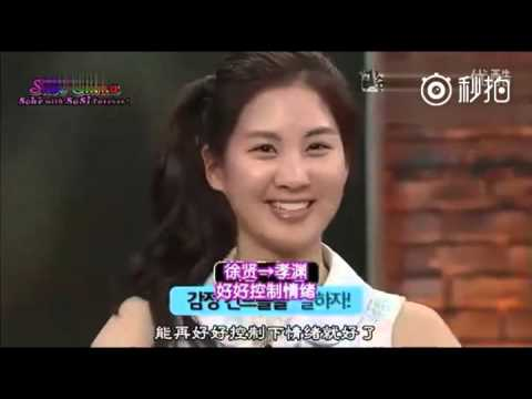 Seohyun being too matter-of-fact with her unnies over the years