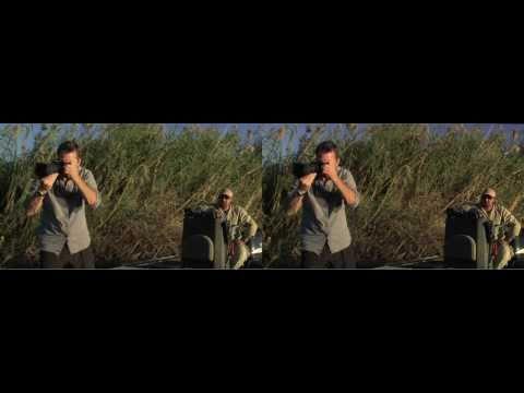WILD AFRICA 3D  /  3D Film Factory demo