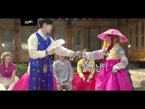[Eng sub] 120623 Hyoyeon's cute acting and fangirl Suzy