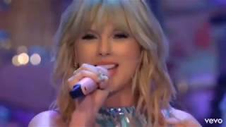 Taylor Swift ME! LIVE at Germany's Next Top Model