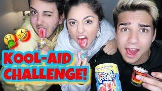 Kool-Aid Challenge....*HILARIOUS*