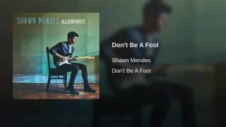 Shawn Mendes - Don't Be A Fool (audio)