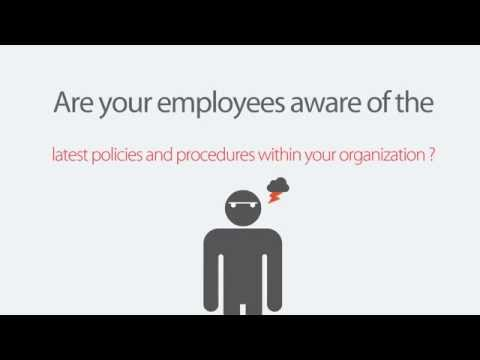 Policy Management Software - Employee Training and Acknowledgement
