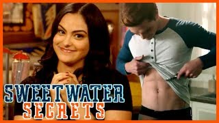 'Riverdale' 2 Truths & A Lie w/ Camila Mendes: Is She Allergic To KJs Cologne? | Sweetwater Secrets