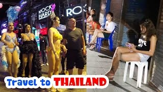 DU LỊCH THÁI LAN ▶ Thiên đường ăn chơi, ẩm thực, chợ đêm tại Phuket, Thái Lan