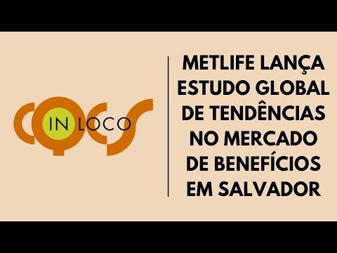 Imagem post: MetLife lança estudo global de tendências no mercado de benefícios em Salvador