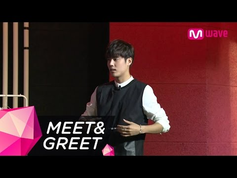 [DOUBLE S 301 Fan Meeting] Double S 301's Kyu Jong Surprises with English Skills l MEET&GREET