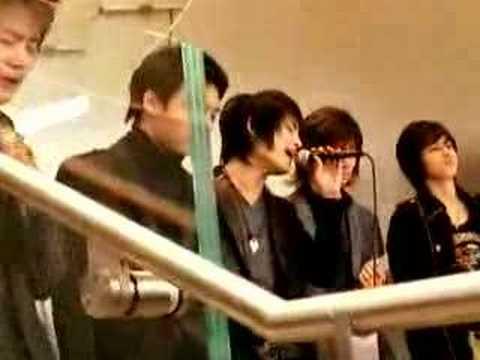 20070317 TVXQ Proud Live Perf.