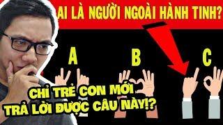CHỈ TRẺ CON MỚI CÓ THỂ TRẢ LỜI ĐƯỢC NHỮNG CÂU HỎI NÀY? (Sơn Đù Vlog Reaction)