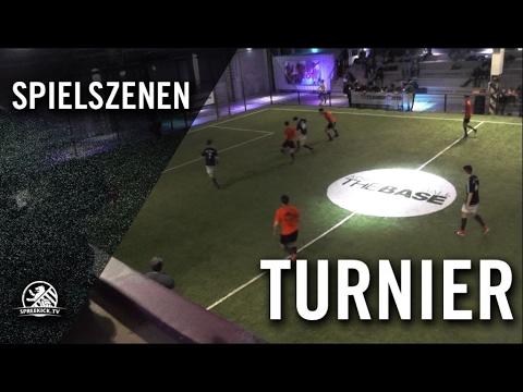 Berliner AK 07 - BFC Preussen (A-Junioren, Finale, 11teamsports-Cup 2017) - Spielszenen | SPREEKICK.TV