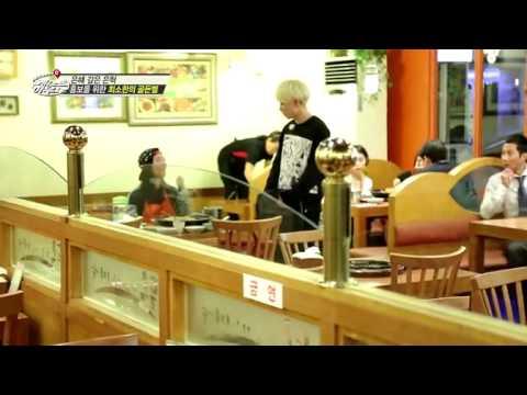 [Eng Sub] Eunhyuk promoting rice
