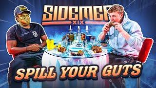 SIDEMEN SPILL YOUR GUTS OR FILL YOUR GUTS