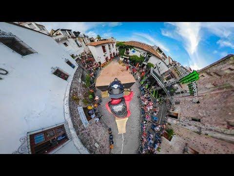 GoPro Awards: Urban Downhill MTB with Antoni Villoni