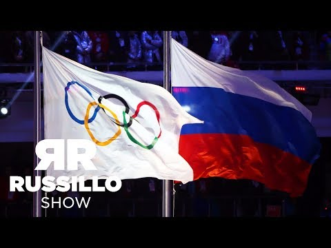 Russia banned from 2018 Winter Olympics for doping | The Ryen Russillo Show | ESPN