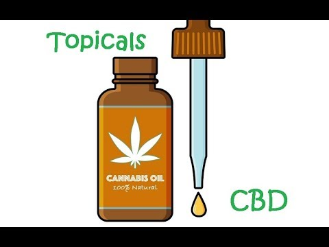 CBD Topical Vlog 2020