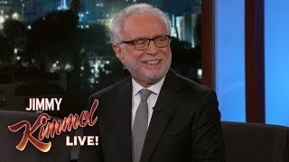 What Breaking News Would Wolf Blitzer Leave Vacation Early For?