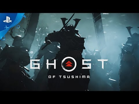 Ghost of Tsushima Trailer