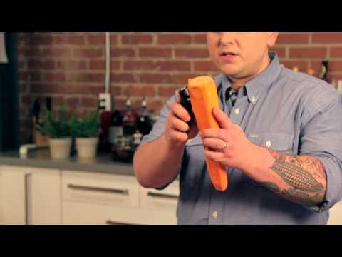Shaving Raw Vegetables with Doug McNish