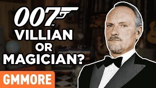Bond Villain or Magician? (GAME)