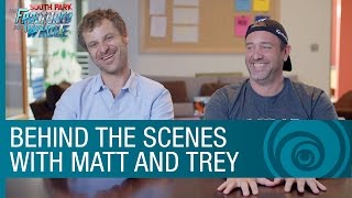 Behind the Scenes with Trey and Matt preview image