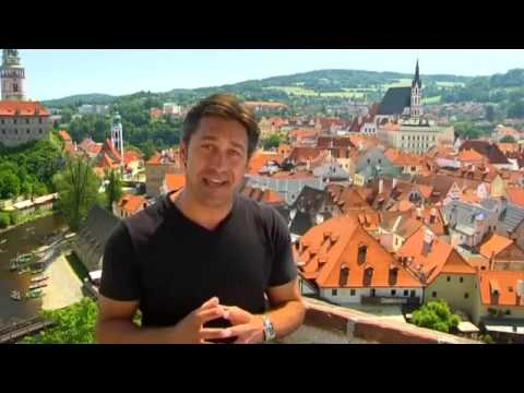 Jamie Durie's 'Space Ship' European cruise: part three - YouTube
